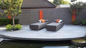 lounge ligbed